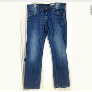 Tom Tailor Marvin Low Straight Jeans 36x34